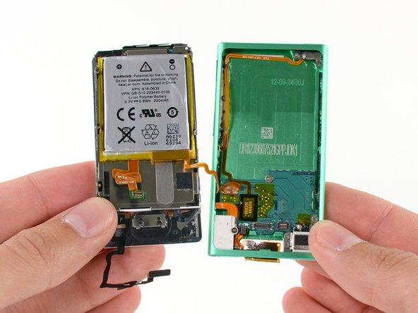 iFixit rozebírá iPod nano 7. generace