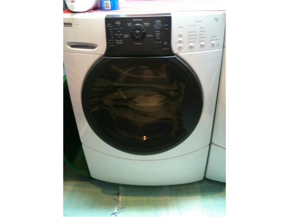 Kenmore Elite Washer Manual Download from Sears.com