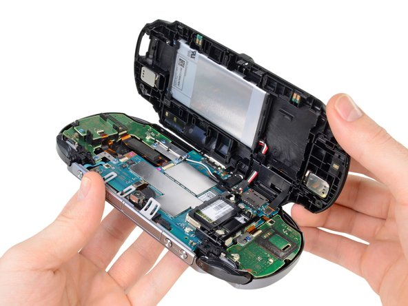 Cracking open the Vita
