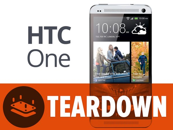 HTC One - Magazine cover