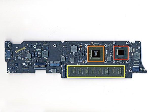 Despiece del nuevo MacBook Air 44