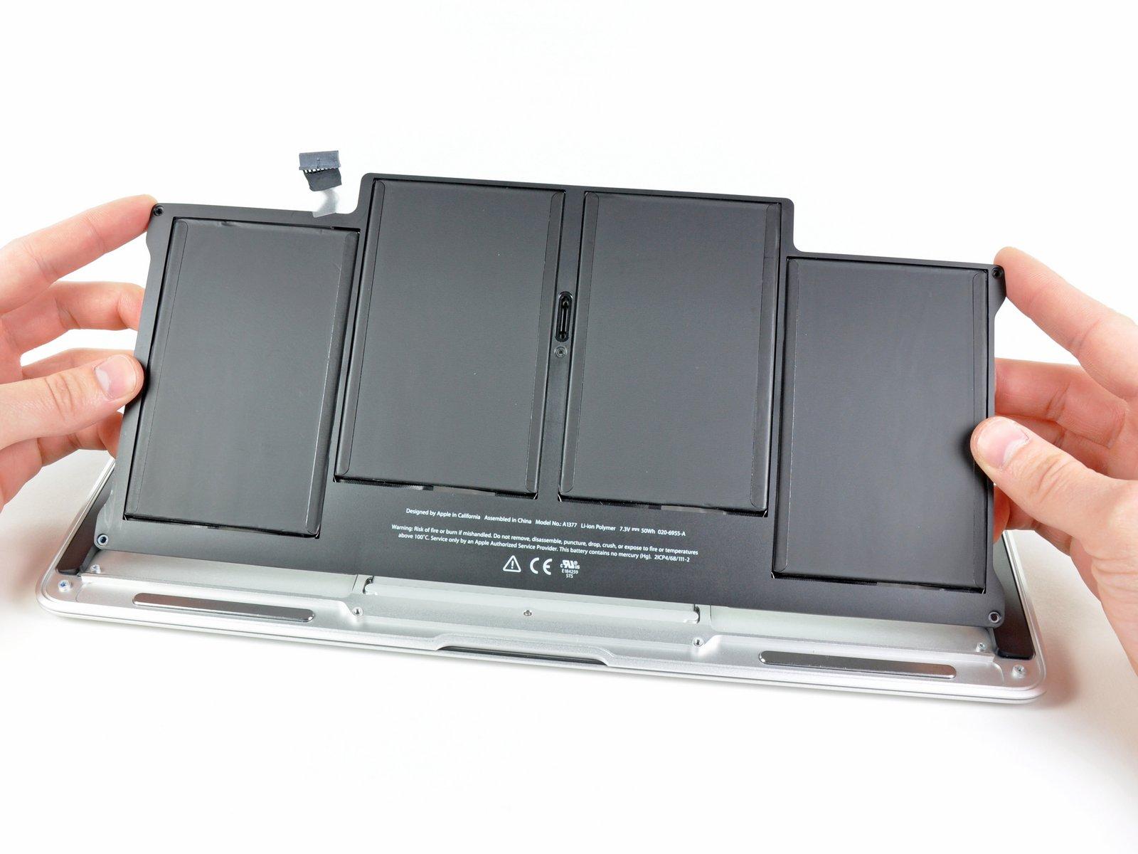 pin macbook air A1369 - A1405