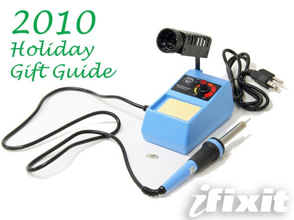 iFixit 2010 Holiday Gift Guide