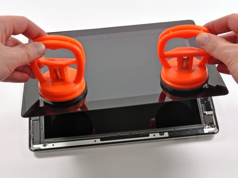 iPad démonté par iFixit