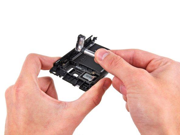 The N8's massive flash