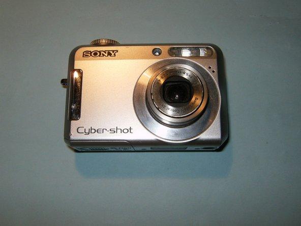 sony cybershot n50 user manual