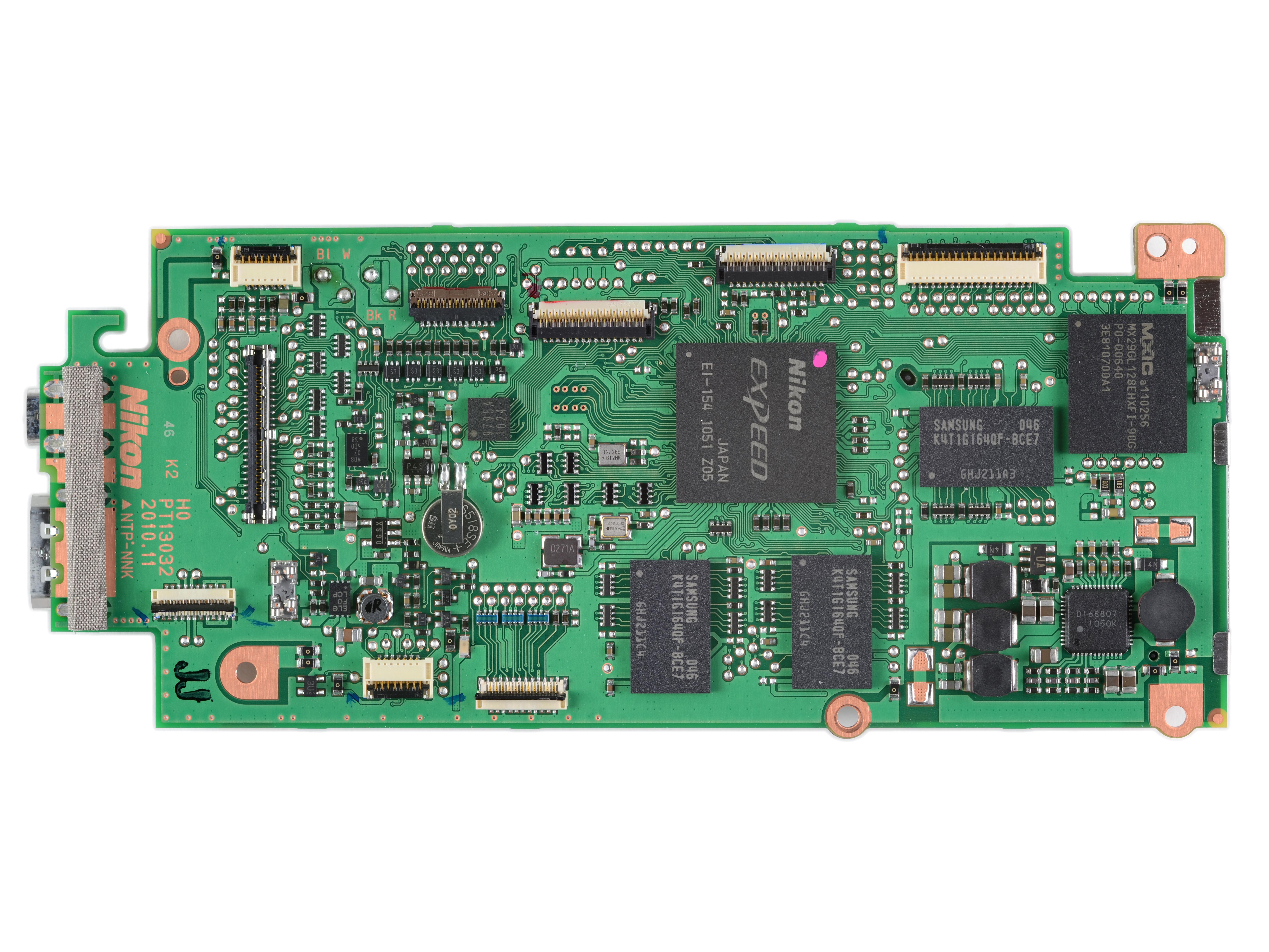 Nikon D5100 Teardown Ifixit Excellent Peelability Glue For Circuit Board Buy Step 7