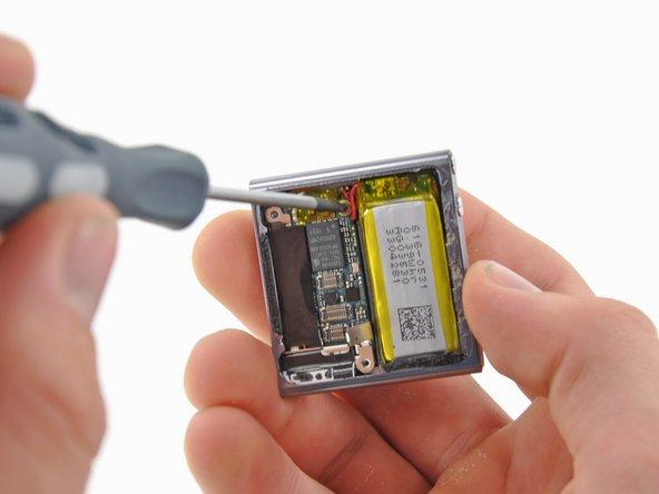 【第六代nano拆机图解】ipod