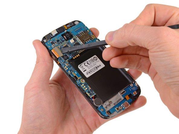 Заглянем внутрь смартфона Samsung Galaxy Nexus