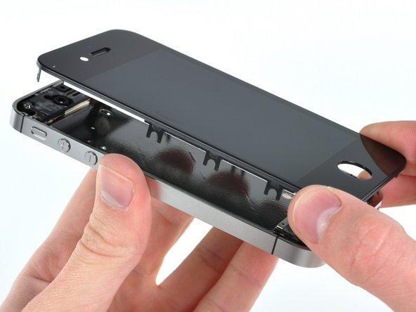 Замена экрана iPhone 4S своими руками Донецк
