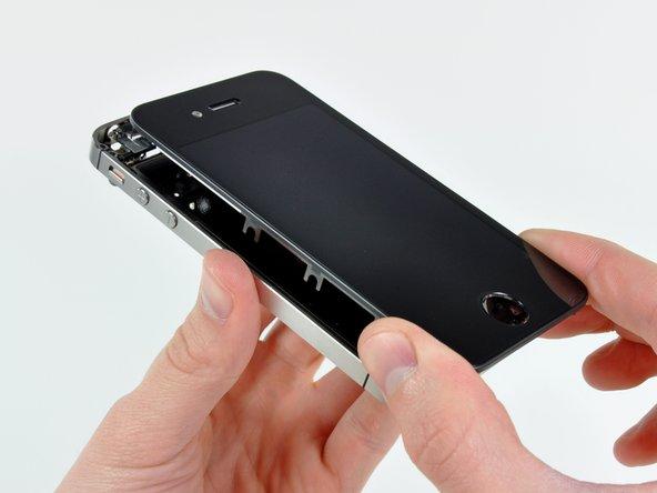 Заглянем внутрь iPhone 4 Verizon