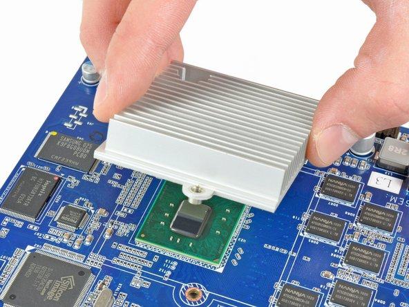 Revealing the 1.2 GHz Atom processor