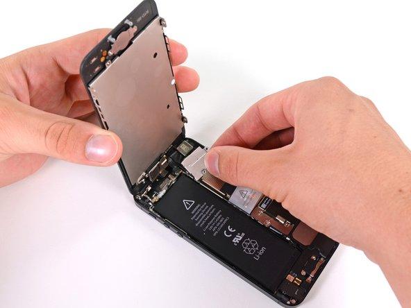 Замена аккумулятора в iPhone
