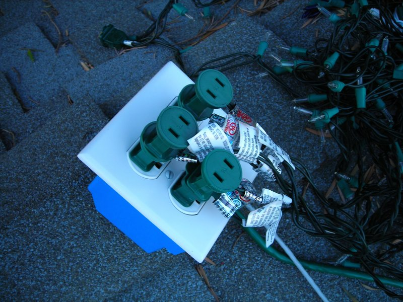 diy christmas lights - Christmas Light Controller Diy